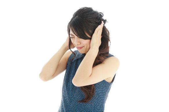 >PMSで起こる耳鳴りと起こりやすい随伴症状